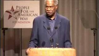 Ossie Davis in 2004 Dramatic Reading of the US Constitution - 13th and 14th amendments