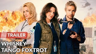 Whiskey Tango Foxtrot 2016 Trailer HD | Tina Fey | Margot Robbie