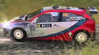 Sébastien Loeb Rally EVO, Career Mode Gameplay, 2 Day Event.