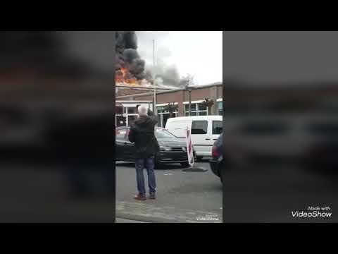 HEUTE in BUISDORF Sankt Augustin Deutschland!!!! Feueralarm 🔥