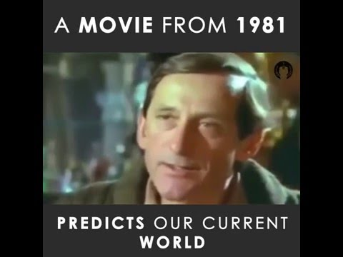 A movie from 1981 predicts our current world? - My Dinner with Andre