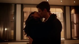 barry shows iris the new house s03e09 the flash season 3 winter finale