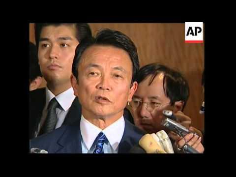 US Undersecretary of State Burns in Tokyo