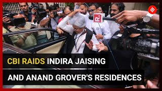 CBI raids Indira Jaising and Anand Grover's residences
