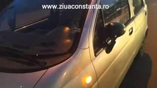 Copil accidentat în zona restaurantului Sabroso