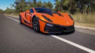 ForzaHorizon3 GTAスパーノに乗ってみた