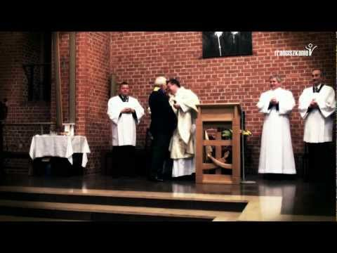 Arka Gdynia - pożegnanie kapelana