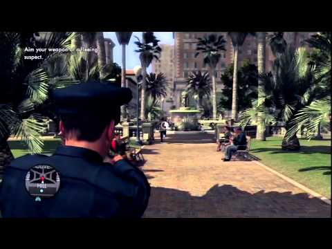 L.A. Noire Advanced Tutorial: Fleeing Suspects With Weapon