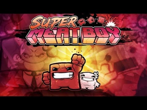 Betus Blues (Ch 2: Hospital Light World) - Extended - Super Meat Boy Musik