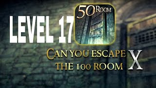 Can You Escape The 100 room X level 17 Walkthrough
