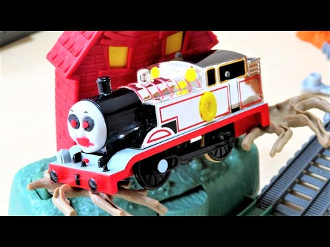 Timothy The Ghost Engine Thomas & Friends Trackmaster Plarail