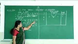 I PUC | Statistics | Interpolation and extrapolation-02