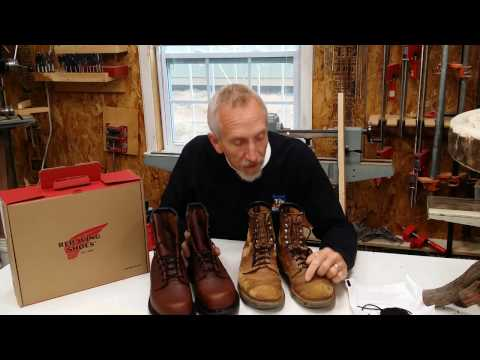 Red Wing Shoes ...Are They Any Good?