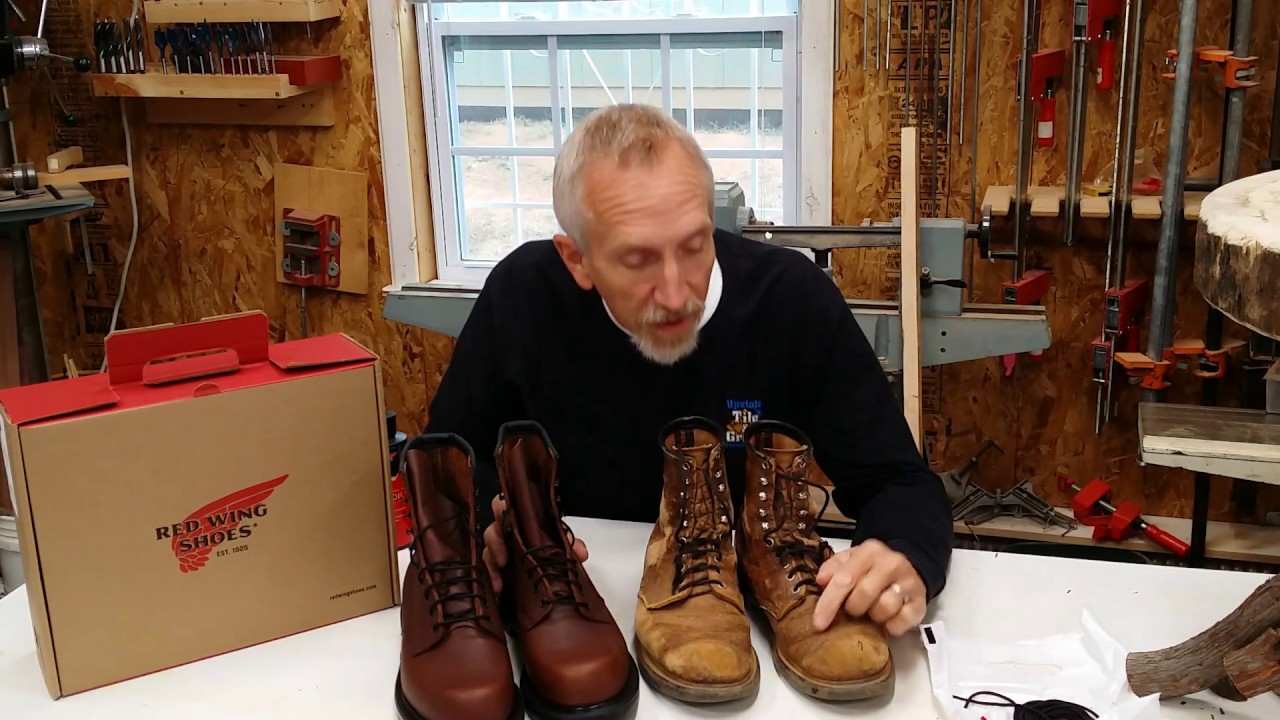 3ff28ab343a Red Wing Shoes ...Are they any good? - YouTube