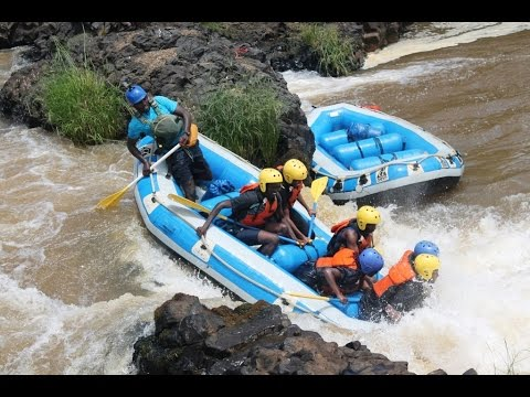 White Water Rafting at Sagana River Kenya | The Bucketlister