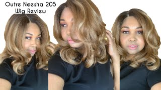 Outre Neesha 205 Wig Review