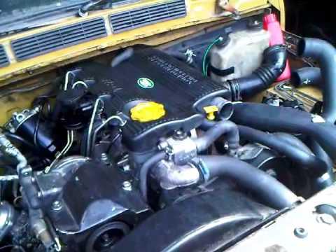 Range Rover Classic 300tdi Conversion Youtube