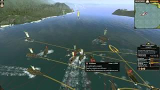 Devil of the sea 2 NAVAL VANILA 2 vs 2 Imperial Guard vs UW and IDE battle 2