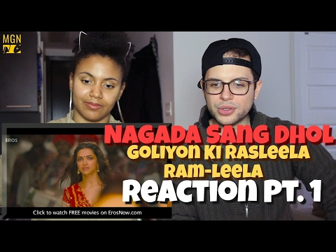Nagada Sang Dhol - Goliyon Ki Rasleela Ram-leela...
