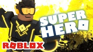 ROBLOX INDONESiA | SUPERHERO COMING Back 😍