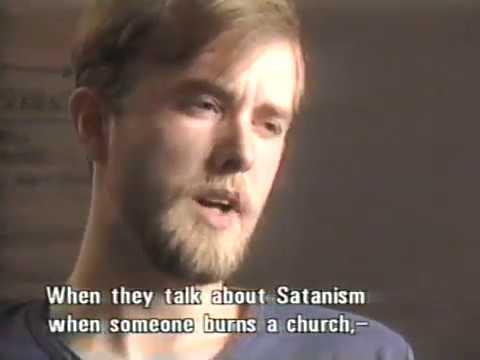 Satan Rides The Media (VHS-Rip) 1998, Sub Español.