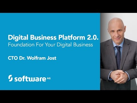 Keynote: Digital Business Platform 2.0. Foundation for your Digital Business, CTO Dr. Wolfram Jost,