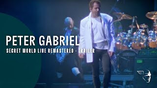 Peter Gabriel - Secret World Live remastered (old VS. new comparison)