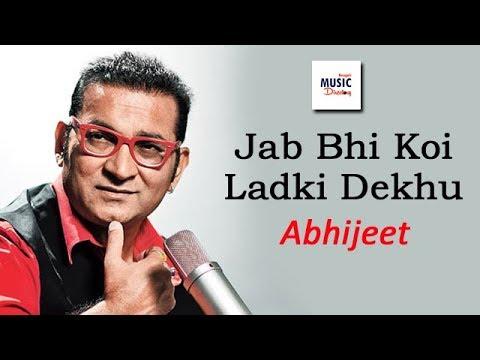 Ole Ole | Jab Bhi Koi Ladki Dekhu | Abhijeet | Yeh Dillagi