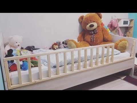 Barriere De Lit Enfant Youtube