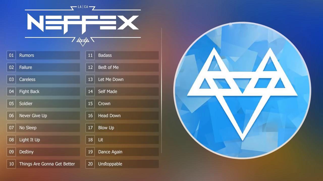 Top 20 Songs Of NEFFEX -  Best of NEFFEX