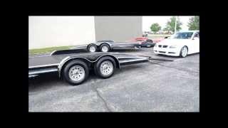 Car Guy Trailers Challenger series Car Hauler Trailer