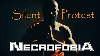 NECROFOBIA - SILENT PROTEST [OFFICIAL VIDEO]