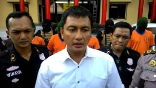 Bandar Sabu ditangkap