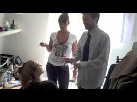 Jayne Wisener Vlog: Makeup Before & After