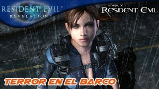 Terror en el Barco | Resident Evil Revelations | Gameplay