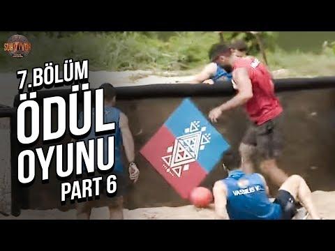 Ödül Oyunu 6. Part | 7. Bölüm | Survivor Türkiye - Yunanistan