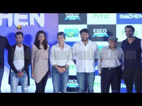 Salute Siachen With Arjun Pampal, Rannvijay Singh & Arunoday Singh