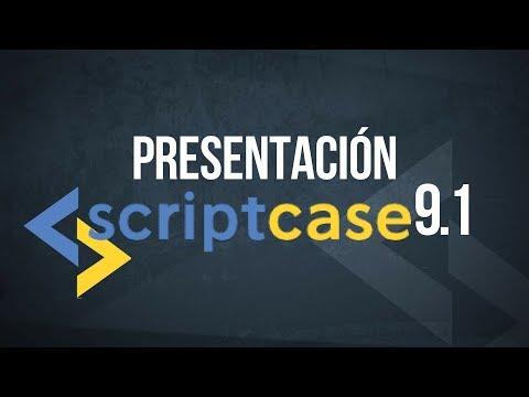 Presentación de la release Scriptcase 9.1 (Grabación de Webinar)