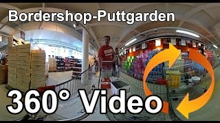 Scandlines BorderShop 8000 m² liquor #360 video