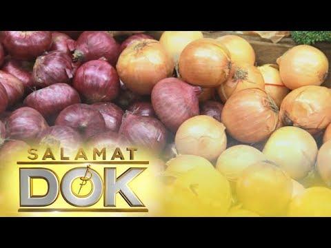 Salamat Dok: Health benefits of Onion