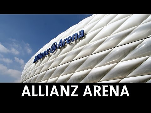 Allianz Arena - Munich, Germany