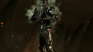 Smoking them! Mortal Kombat X