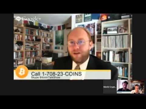 Bitcoin Talk Show #18 (Live) - Call 1-708-23-COINS (26467) or Skype BitcoinTalkShow