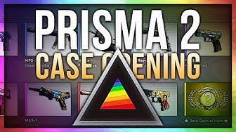 PRISMA CASE 2 UNBOXING (NEW CS:GO CASE)