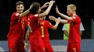 Fifa football World Cup 2018 Belgium vs Brazil 2 1 All Goals & Highlights 06 07 2018