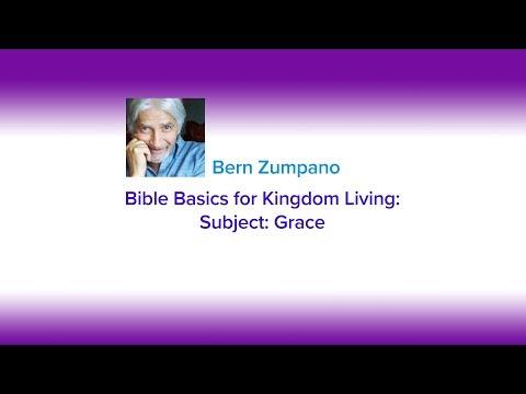Bible Basics for Kingdom Living: Grace