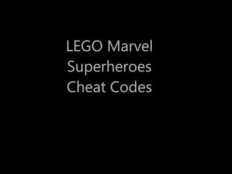 LEGO Marvel Superheroes Cheat Codes - YouTube