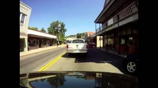 Go Pro Drive Thru Sonora California