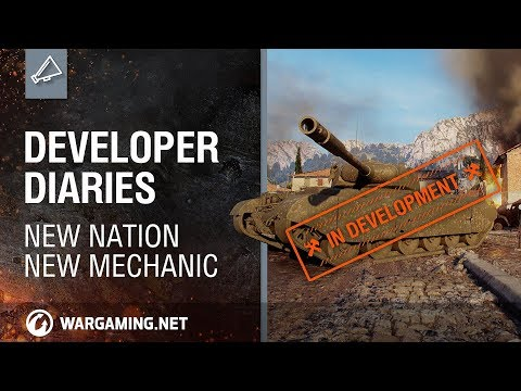 World of Tanks - Developer Diaries: Italian Tanks