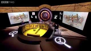 What was the charge for the world's first charity single? - QI: Series L Episode 4 Preview - BBC Two